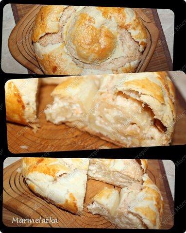 Вертута это молдавская выпечка и представляет собой рулет из слоеного теста, свернутого в спираль. Начинка может быть совершенно любая, сладкая или мясная. фото 10