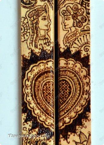 Пирография (выжигания по дереву) фото 5