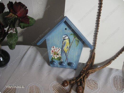 """В продолжение вчерашнего блога еще небольшая порция шкатулок. Шкатулка """" В цветущем саду""""  фото 7"""