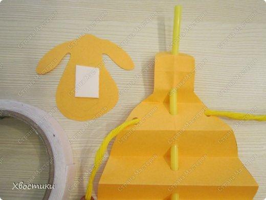Хочу показать вам, дорогие мастера увлекательный процесс создания вот таких бумажных игрушек-гармошек: фото 16