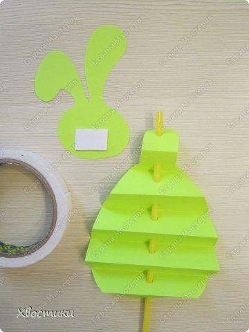 Хочу показать вам, дорогие мастера увлекательный процесс создания вот таких бумажных игрушек-гармошек: фото 19