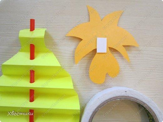 Хочу показать вам, дорогие мастера увлекательный процесс создания вот таких бумажных игрушек-гармошек: фото 28
