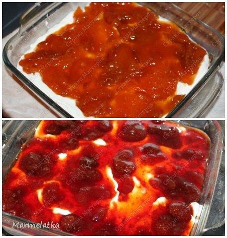 Делала вчера печенье, уж очень оно мне понравилось на одной кулинарной страничке.Решила сделать! Рекомендую взять варенье по кислее( хотя любое подойдет, только не сильно жидкое) фото 11