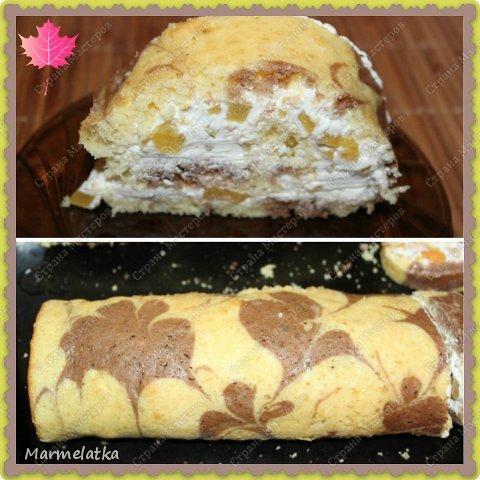 Нежный бисквит, воздушная творожная начинка и сладкие персики. И все это за 30 минут!!!