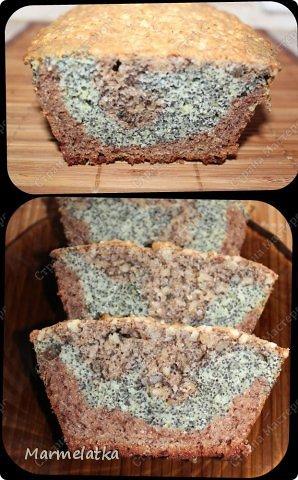 Очень-очень вкусный кекс с тремя видами теста! фото 15