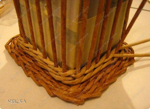 """По """"горячим следам"""" хочу показать весь процесс """"рождения"""" чайного домика. Это второй экземпляр, получился немного больше первого. Размер 11*9 см. Высота 20 см. фото 11"""