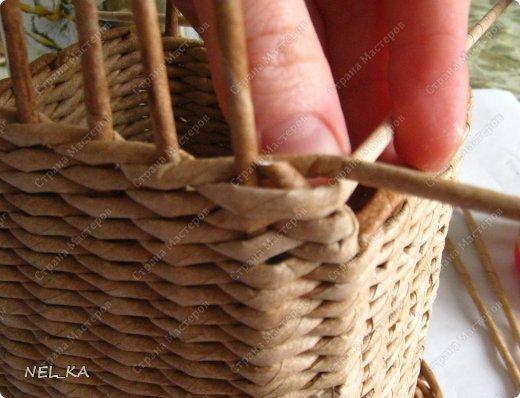 """По """"горячим следам"""" хочу показать весь процесс """"рождения"""" чайного домика. Это второй экземпляр, получился немного больше первого. Размер 11*9 см. Высота 20 см. фото 20"""
