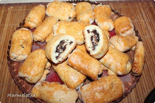 Вот такие булочки у меня получились!Легко , быстро и вкусно, а самое главное не нужно ждать пока тесто подойдет! фото 11