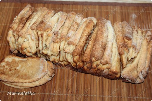 Воздушный хлеб с корицей фото 17