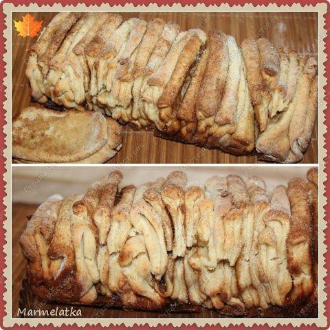Воздушный хлеб с корицей фото 1