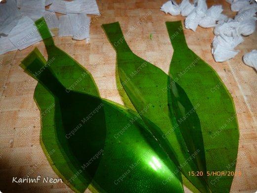 Ландыши из пластиковых бутылок мастер класс с пошаговым