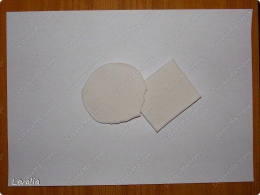 Лепка Белоснежный холодный фарфор без варки МК и обзор результата Фарфор холодный фото 10