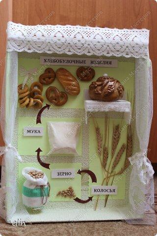 Поделки с ребенком на тему хлеб