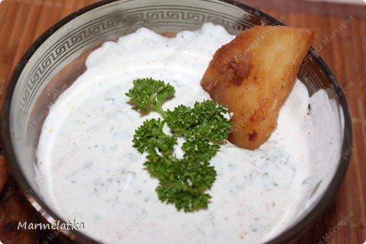 У нас дома очень любят картошку! Готовы есть ее целыми днями, но привычное пюре, или жаренная уже стали надоедать. Покапалась в интернете и нашла замечательный рецепт быстрой и вкусной картошечки с соевым соусом!  фото 13