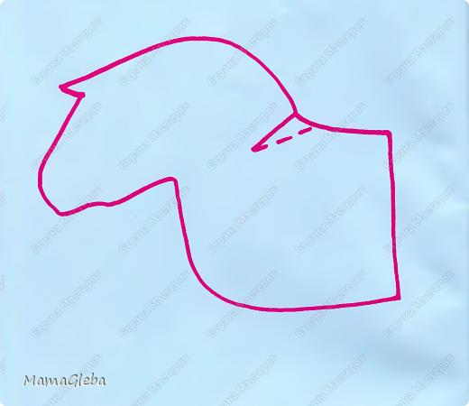 Мастер-класс Поделка изделие Раннее развитие Новый год Аппликация Моделирование конструирование Символ 2014 года Делаем с детьми Материал бросовый Прищепки Пряжа фото 7