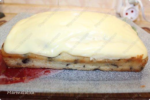 Нежнейший пирог. И что самое главное не занимает много времени. Очень вкусный бисквит в сочетании чернослива и шоколада.... мммммм... фото 16