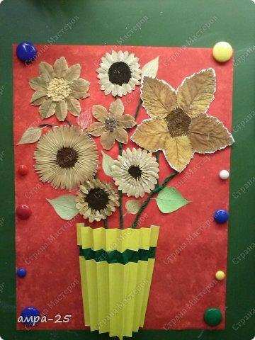 Ваза с цветами. фото 4