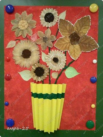 Ваза с цветами. фото 3