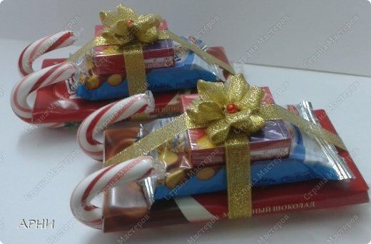 Интересные подарки своими руками из конфет