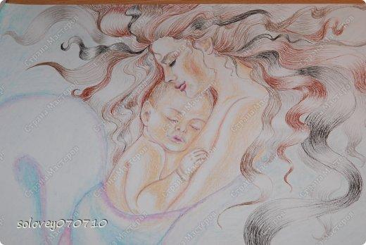Что нарисовать маме своими руками карандашом