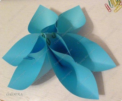 Мастер-класс Поделка изделие Новый год Моделирование конструирование Ёлочки вариации на тему одного модуля Бумага фото 9