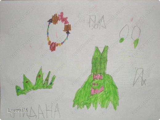 Добрый день! Сегодня у Лидочки в клубе Дед Мороз поздравлял детей и был праздник. Я сделала для неё (Лидочка помогала) костюм лягушки, который состоит из платья туту, (которое шьётся БЕЗ швейной машинки) и ободка с глазками. Далее фото с праздника фото 26