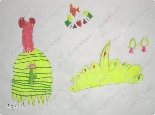 Добрый день! Сегодня у Лидочки в клубе Дед Мороз поздравлял детей и был праздник. Я сделала для неё (Лидочка помогала) костюм лягушки, который состоит из платья туту, (которое шьётся БЕЗ швейной машинки) и ободка с глазками. Далее фото с праздника фото 29
