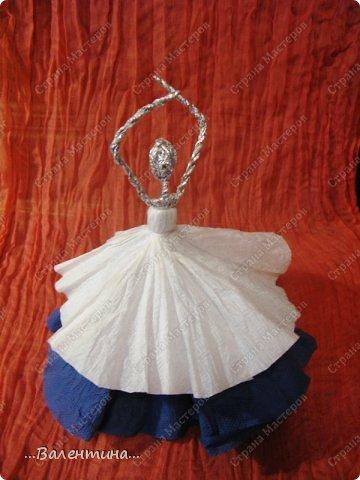 Мастер-класс Поделка изделие Новый год Моделирование конструирование Плетение Новогодняя сказка Салфетки Фольга фото 32