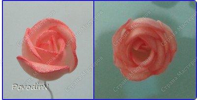 Мастер-класс Поделка изделие 8 марта День рождения День учителя Новый год Моделирование конструирование Розы розочки бутоны Фоамиран фом фото 20
