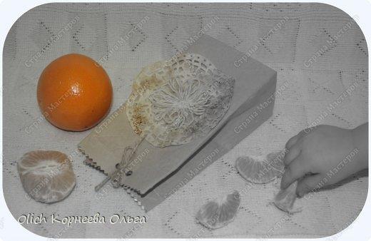 Мастер-класс Упаковка 8 марта День рождения Моделирование конструирование Упаковка из пакетов Tetra Pak Картон Клей Нитки Салфетки фото 16