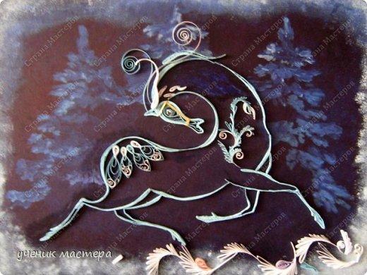 """Здравствуйте, творческие жители Страны Мастеров! Перед новым годом в Стране Мастеров появилось множество коней разных мастей. Сегодня я представляю своего зимнего коня. """"Морозко"""" №2. https://stranamasterov.ru/node/144297 фото 5"""