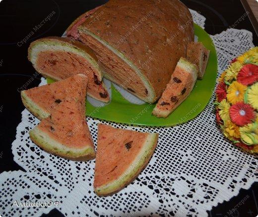 Кулинария Мастер-класс 8 марта День рождения Новый год Рождество Рецепт кулинарный Хлеб Дольки арбуза Овощи фрукты ягоды Продукты пищевые фото 1
