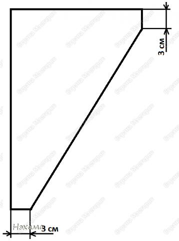 Мастер-класс Поделка изделие Моделирование конструирование сушилка для холодного фарфора МК Картон Ткань фото 3