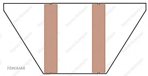 Мастер-класс Поделка изделие Моделирование конструирование сушилка для холодного фарфора МК Картон Ткань фото 5