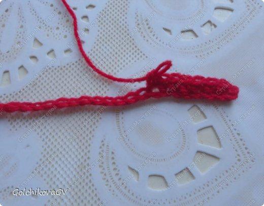 Гардероб Мастер-класс День рождения Вязание крючком Манишка для малышки Пряжа фото 3