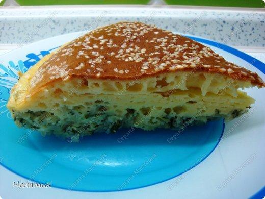 Кулинария Мастер-класс Рецепт кулинарный Капустный пирог ну очень быстро Продукты пищевые фото 10