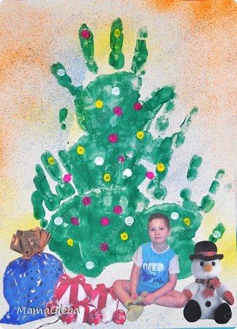Приветствую всех! Выкладываю то, что мы успели сделать для бабушек и дедушек в подарок на Новый Год! Нам понравилась идея malinka78  ( https://stranamasterov.ru/node/672017 ), и мы повторили. Спасибо за Ваши идея с фотками деток.