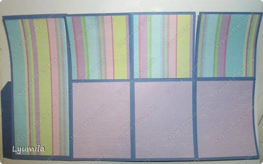 Добрый день! Мы с Лидочкой (моей дочерью 4,5 лет) продолжаем скрапить, вернее занимаемся кардмейкингом, т.е. делаем открытки. Скоро праздник и я в поисках вдохновения просматривала галереи открыток и натолкнулась вот на такие открытки. Они сделаны в технике pop-up, т.е. могут складываться и раскладываться, имеют несколько слоев. фото 16