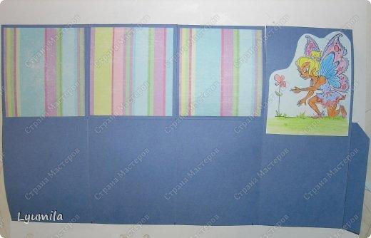 Добрый день! Мы с Лидочкой (моей дочерью 4,5 лет) продолжаем скрапить, вернее занимаемся кардмейкингом, т.е. делаем открытки. Скоро праздник и я в поисках вдохновения просматривала галереи открыток и натолкнулась вот на такие открытки. Они сделаны в технике pop-up, т.е. могут складываться и раскладываться, имеют несколько слоев. фото 17