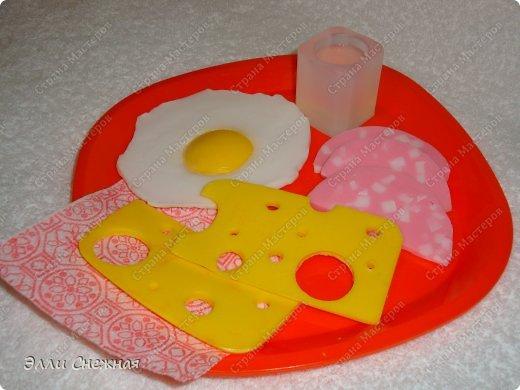 Мастер-класс Поделка изделие Мыловарение МК Вкусный завтрак без форм Мыло фото 19