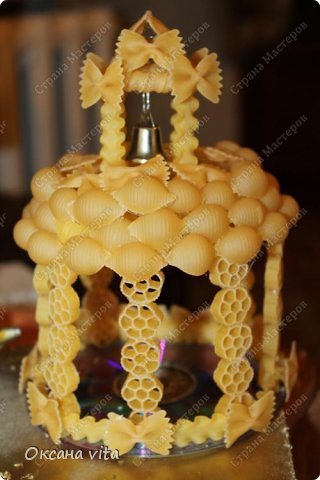Мастер-класс Моделирование конструирование мк пасхальное яйцо из макарон Продукты пищевые фото 18