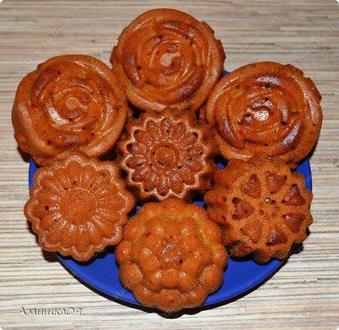 Кулинария Мастер-класс Пост Рецепт кулинарный Медовые кексы постные Продукты пищевые фото 8