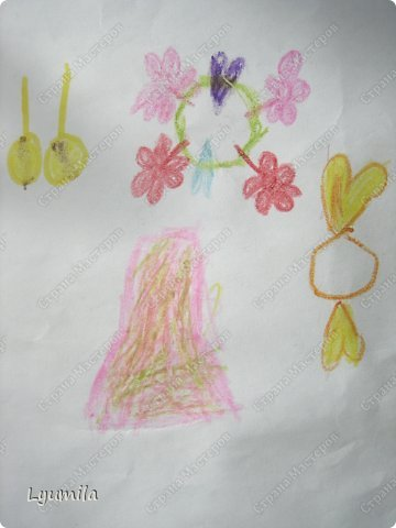 Добрый день! Сегодня у Лидочки в клубе Дед Мороз поздравлял детей и был праздник. Я сделала для неё (Лидочка помогала) костюм лягушки, который состоит из платья туту, (которое шьётся БЕЗ швейной машинки) и ободка с глазками. Далее фото с праздника фото 30
