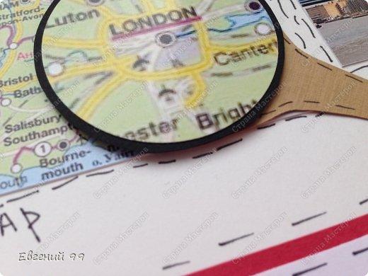 Думаю, что вы понимаете, что опять отстаиваю честь класса:) У нас неделя иностранного языка. Я изучаю английский. Тема стенгазеты на выбор. Думал долго, но остановился на этой. Лондон. Размер А2( ватман), распечатки, цветная бумага. фото 7