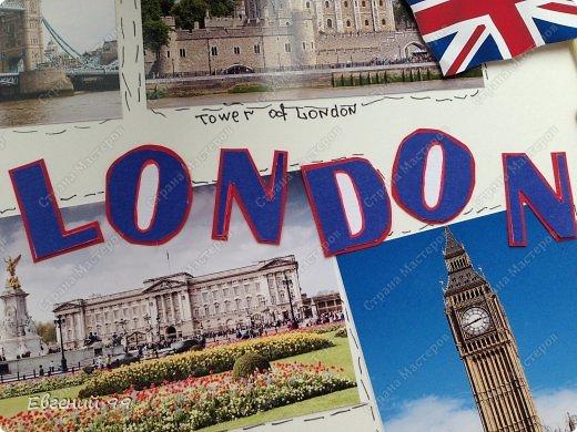 Думаю, что вы понимаете, что опять отстаиваю честь класса:) У нас неделя иностранного языка. Я изучаю английский. Тема стенгазеты на выбор. Думал долго, но остановился на этой. Лондон. Размер А2( ватман), распечатки, цветная бумага. фото 2