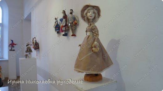 """Кукла сделана для выставки """"Секреты мастеров"""" . Проходящей с 10 апреля 2014 года в выставочном центре Нижнего Новгорда. фото 7"""