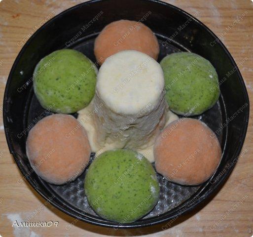 Кулинария Мастер-класс Рецепт кулинарный Овощной хлеб Корона бордо Продукты пищевые фото 11