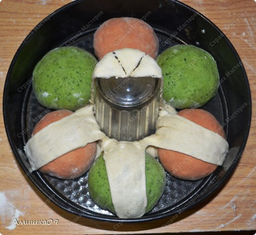 Кулинария Мастер-класс Рецепт кулинарный Овощной хлеб Корона бордо Продукты пищевые фото 12