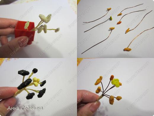 """Всем здравствуйте! Последнее время я что-то """"подсела"""" на фигурные дыроколы, сижу делаю цветочки из бумаги))). Сегодня я Вам расскажу как делаю лилии с помощью своих помощников дыроколов.  фото 9"""