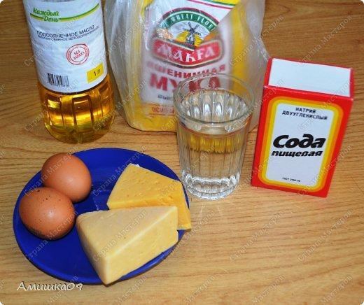 Панраац - это армянский хлеб с сыром. Готовится очень просто и быстро из самых простых ингредиентов. Можно жарить на сковороде, либо запекать в духовке фото 2